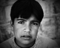 a boy from akhlamad